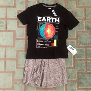 Old Navy Boys Size 8 Outfit NEW